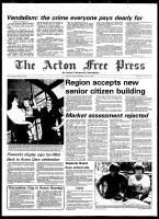 Acton Free Press (Acton, ON), May 28, 1980