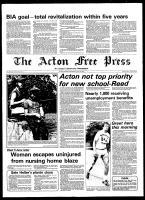 Acton Free Press (Acton, ON), July 23, 1980
