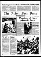 Acton Free Press (Acton, ON), September 10, 1980
