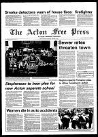 Acton Free Press (Acton, ON), October 8, 1980