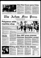 Acton Free Press (Acton, ON), November 12, 1980
