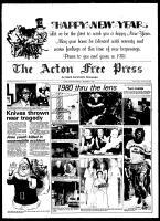 Acton Free Press (Acton, ON), December 31, 1980