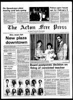 Acton Free Press (Acton, ON), January 14, 1981