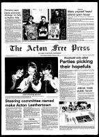 Acton Free Press (Acton, ON), February 4, 1981