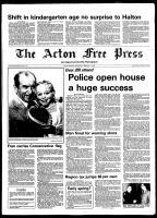 Acton Free Press (Acton, ON), February 11, 1981