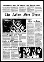 Acton Free Press (Acton, ON), February 18, 1981