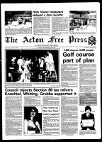 Acton Free Press (Acton, ON), April 8, 1981