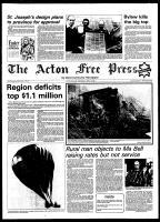 Acton Free Press (Acton, ON), April 15, 1981