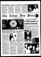Acton Free Press (Acton, ON), April 29, 1981