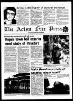 Acton Free Press (Acton, ON), May 20, 1981