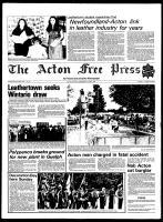 Acton Free Press (Acton, ON), June 3, 1981