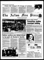 Acton Free Press (Acton, ON), June 10, 1981