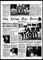 Acton Free Press (Acton, ON), June 17, 1981