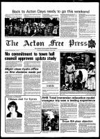 Acton Free Press (Acton, ON), June 24, 1981