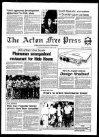 Acton Free Press (Acton, ON), August 12, 1981