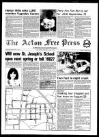 Acton Free Press (Acton, ON), August 19, 1981