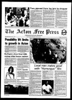 Acton Free Press (Acton, ON), August 26, 1981