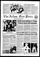 Acton Free Press (Acton, ON), December 9, 1981