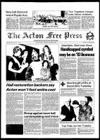 Acton Free Press (Acton, ON), December 16, 1981