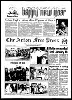 Acton Free Press (Acton, ON), December 30, 1981