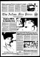 Acton Free Press (Acton, ON), January 6, 1982