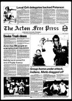 Acton Free Press (Acton, ON), February 23, 1982