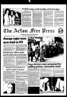 Acton Free Press (Acton, ON), March 3, 1982