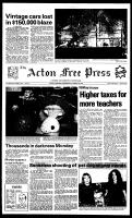 Acton Free Press (Acton, ON), March 16, 1983