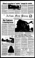 Acton Free Press (Acton, ON), July 27, 1983
