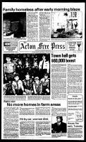 Acton Free Press (Acton, ON), February 22, 1984
