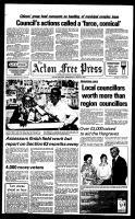Acton Free Press (Acton, ON), April 25, 1984