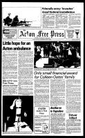 Acton Free Press (Acton, ON), May 9, 1984