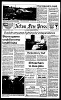 Acton Free Press (Acton, ON), May 30, 1984