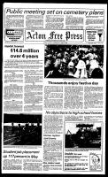 Acton Free Press (Acton, ON), June 13, 1984