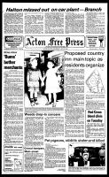 Acton Free Press (Acton, ON), June 20, 1984