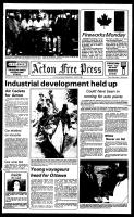 Acton Free Press (Acton, ON), June 27, 1984