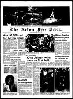 Acton Free Press (Acton, ON), April 12, 1978