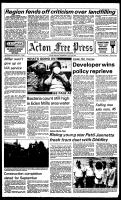 Acton Free Press (Acton, ON), July 25, 1984