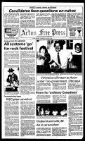 Acton Free Press (Acton, ON), August 1, 1984