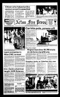 Acton Free Press (Acton, ON), August 22, 1984