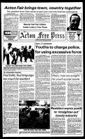 Acton Free Press (Acton, ON), September 12, 1984