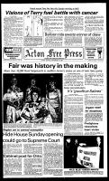 Acton Free Press (Acton, ON), September 19, 1984
