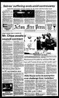 Acton Free Press (Acton, ON), September 26, 1984