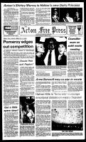 Acton Free Press (Acton, ON), October 17, 1984