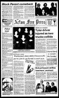 Acton Free Press (Acton, ON), December 12, 1984