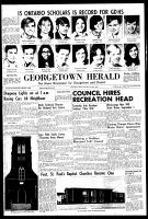 Georgetown Herald (Georgetown, ON)9 Jul 1970