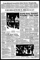 Georgetown Herald (Georgetown, ON), March 30, 1972