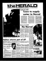 Georgetown Herald (Georgetown, ON), November 6, 1974