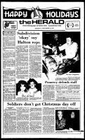Georgetown Herald (Georgetown, ON), December 24, 1985