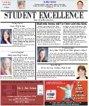 Student Excellence, page S01